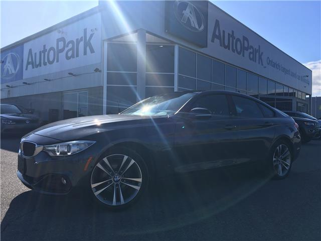 2015 BMW 428i xDrive Gran Coupe (Stk: 15-15558JB) in Barrie - Image 1 of 30
