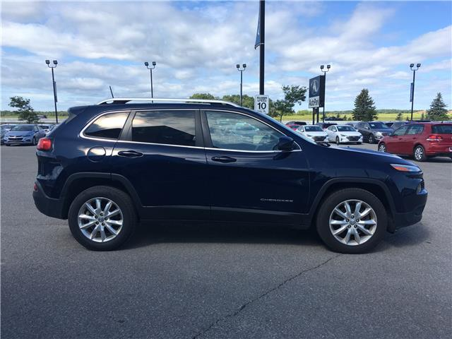 2016 Jeep Cherokee Limited (Stk: 16-29365JB) in Barrie - Image 4 of 30
