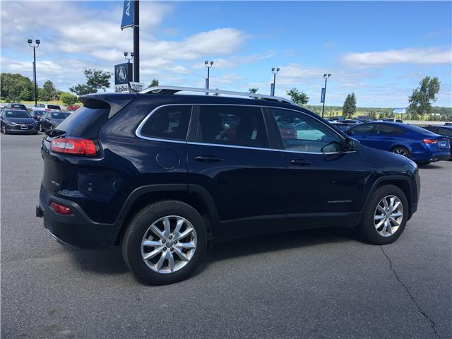 2016 Jeep Cherokee Limited (Stk: 16-29365JB) in Barrie - Image 5 of 30