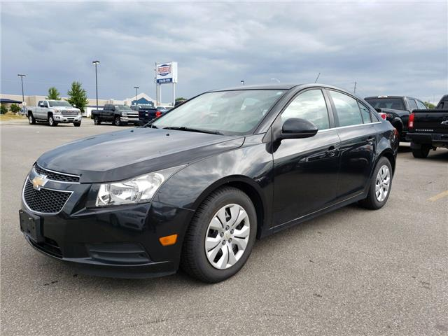 2014 Chevrolet Cruze 1LT (Stk: E7239779) in Sarnia - Image 1 of 3