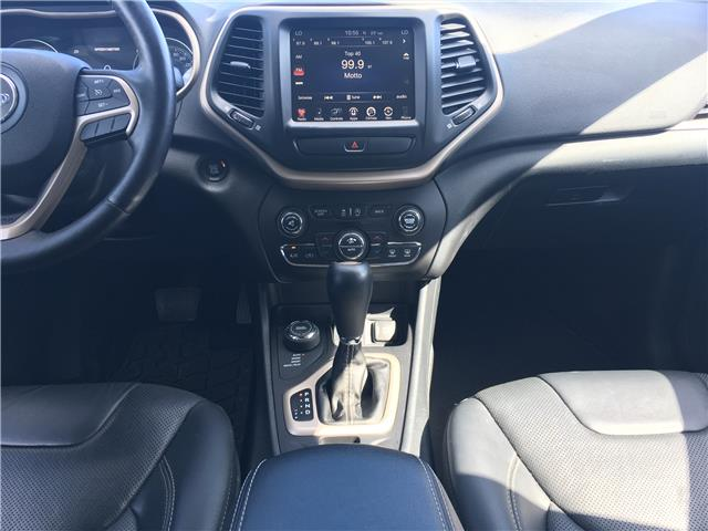 2016 Jeep Cherokee Limited (Stk: 16-29365JB) in Barrie - Image 23 of 30