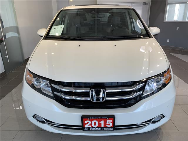 2015 Honda Odyssey Touring (Stk: 16330A) in North York - Image 2 of 27
