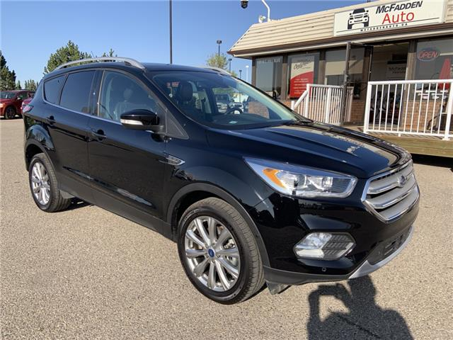 2018 Ford Escape Titanium (Stk: B2265) in Lethbridge - Image 1 of 28