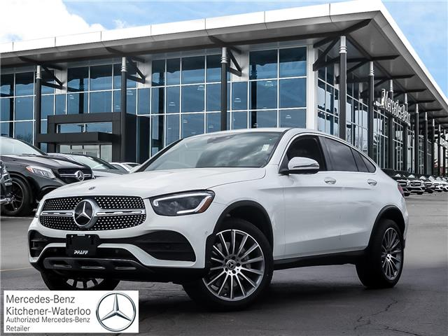 2020 Mercedes-Benz GLC300 4MATIC Coupe (Stk: 39240) in Kitchener - Image 1 of 18