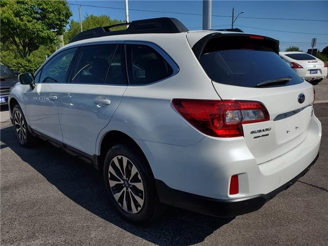 2017 Subaru Outback 3.6R Limited (Stk: U3684LD) in Whitby - Image 3 of 28