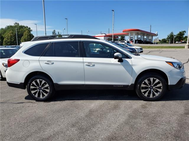 2017 Subaru Outback 3.6R Limited (Stk: U3684LD) in Whitby - Image 6 of 28