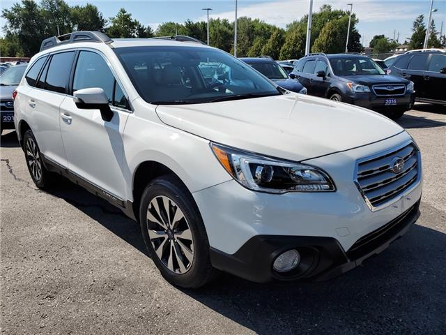 2017 Subaru Outback 3.6R Limited (Stk: U3684LD) in Whitby - Image 7 of 28