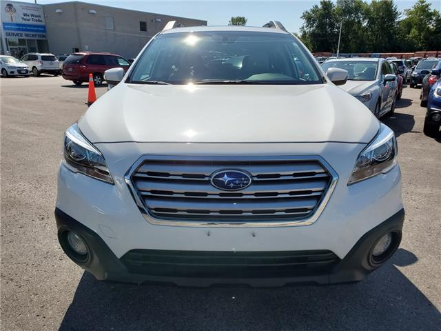 2017 Subaru Outback 3.6R Limited (Stk: U3684LD) in Whitby - Image 8 of 28