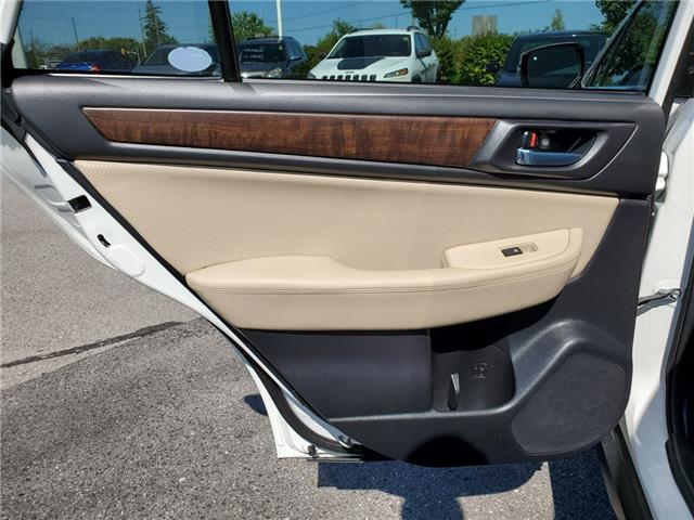 2017 Subaru Outback 3.6R Limited (Stk: U3684LD) in Whitby - Image 26 of 28
