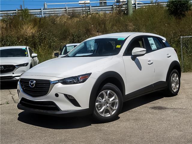 2019 Mazda CX-3 GS (Stk: G6712) in Waterloo - Image 1 of 16