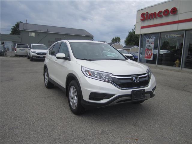 2015 Honda CR-V SE at $17990 for sale in Simcoe - Simcoe Honda
