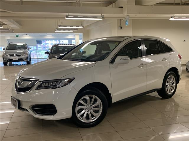 2017 Acura RDX Tech (Stk: D12644A) in Toronto - Image 1 of 31