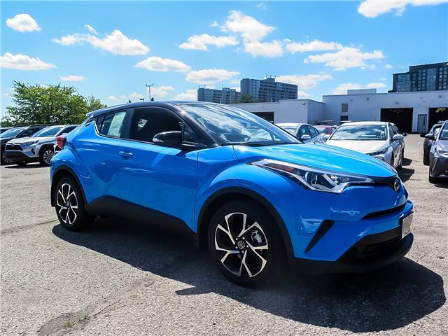 2019 Toyota C-HR XLE (Stk: 95532) in Waterloo - Image 3 of 19