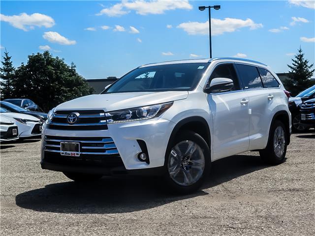 2019 Toyota Highlander Limited (Stk: 95533) in Waterloo - Image 1 of 20