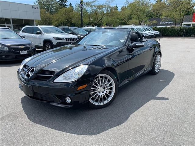 2006 Mercedes-Benz SLK-Class Base (Stk: P3204A) in Vancouver - Image 1 of 1