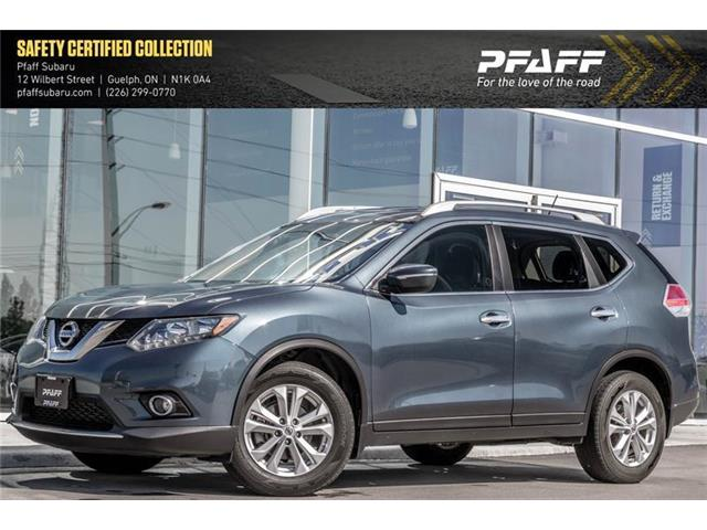 2014 Nissan Rogue SV (Stk: S00302A) in Guelph - Image 1 of 22