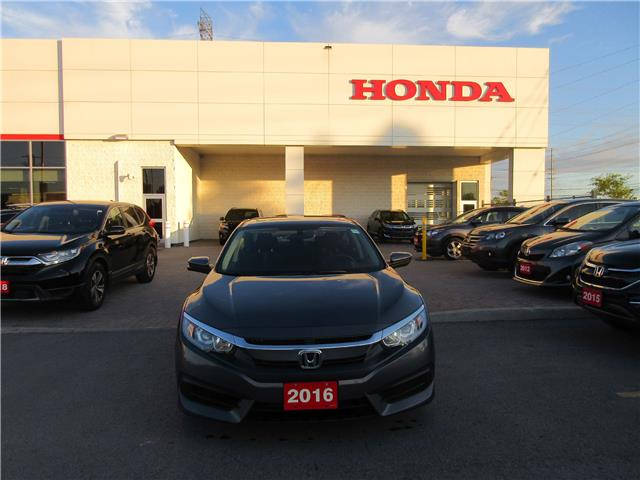 2016 Honda Civic EX (Stk: 27469L) in Ottawa - Image 2 of 17