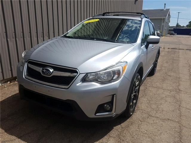 2016 Subaru Crosstrek Sport Package (Stk: PRO0587) in Charlottetown - Image 1 of 20