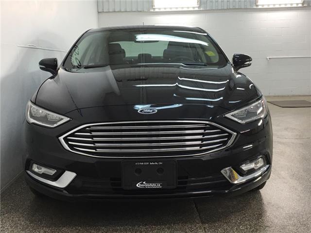 2018 Ford Fusion Hybrid Titanium (Stk: 35507R) in Belleville - Image 4 of 30