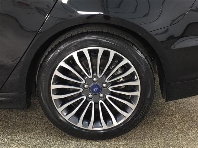 2018 Ford Fusion Hybrid Titanium (Stk: 35507R) in Belleville - Image 24 of 30