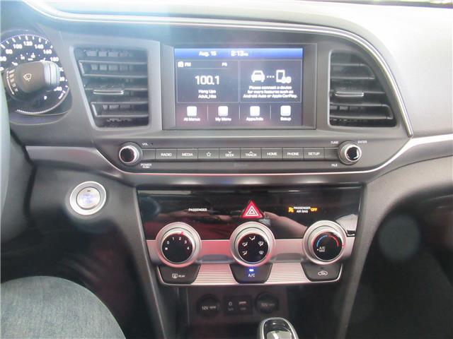 2019 Hyundai Elantra Preferred (Stk: 868517) in Dartmouth - Image 17 of 24
