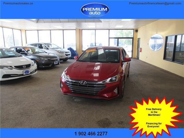 2019 Hyundai Elantra Preferred (Stk: 868517) in Dartmouth - Image 1 of 24