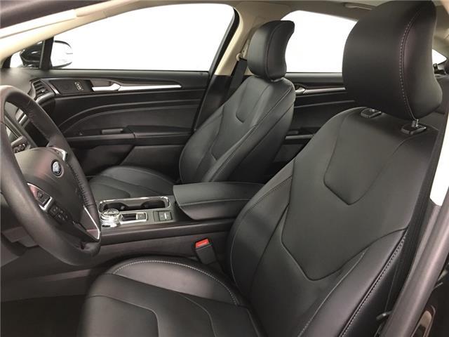 2018 Ford Fusion Hybrid Titanium (Stk: 35507R) in Belleville - Image 9 of 30