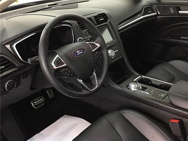 2018 Ford Fusion Hybrid Titanium (Stk: 35507R) in Belleville - Image 17 of 30
