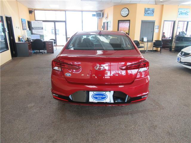 2019 Hyundai Elantra Preferred (Stk: 868517) in Dartmouth - Image 6 of 24