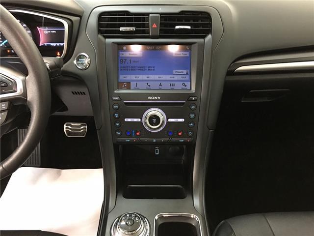 2018 Ford Fusion Hybrid Titanium (Stk: 35507R) in Belleville - Image 8 of 30