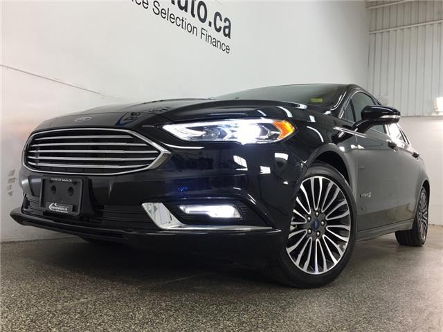 2018 Ford Fusion Hybrid Titanium (Stk: 35507R) in Belleville - Image 3 of 30
