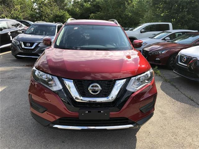 2020 Nissan Rogue S (Stk: RY20R019) in Richmond Hill - Image 1 of 5