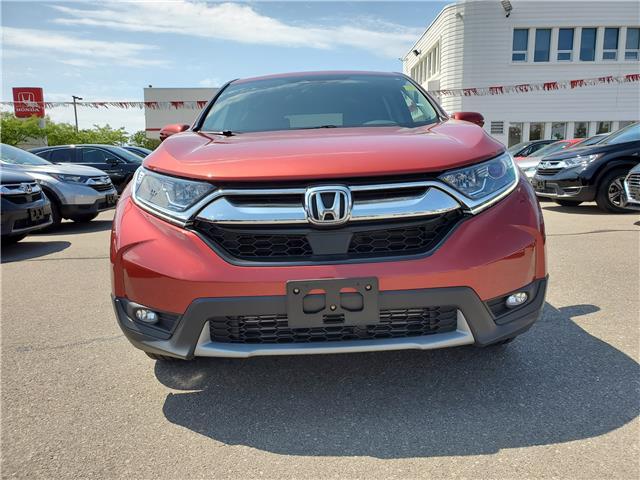 2018 Honda CR-V EX (Stk: 326561A) in Mississauga - Image 8 of 24