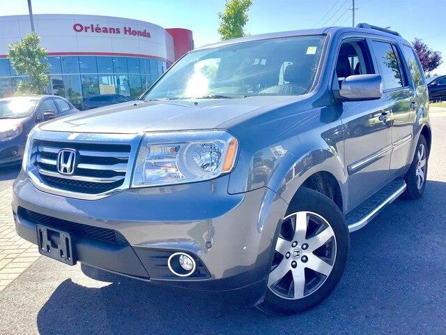2015 Honda Pilot Touring (Stk: 190967A) in Orléans - Image 1 of 24