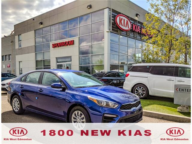 2020 Kia Forte  (Stk: 21886) in Edmonton - Image 1 of 17
