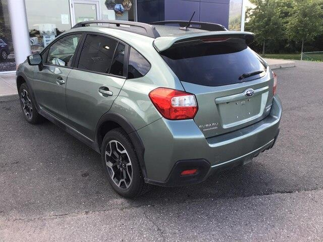 2017 Subaru Crosstrek Sport (Stk: SP0268) in Peterborough - Image 10 of 22