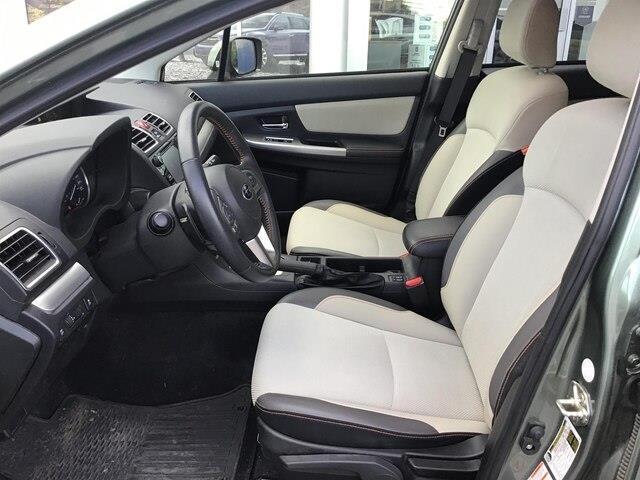 2017 Subaru Crosstrek Sport (Stk: SP0268) in Peterborough - Image 11 of 22