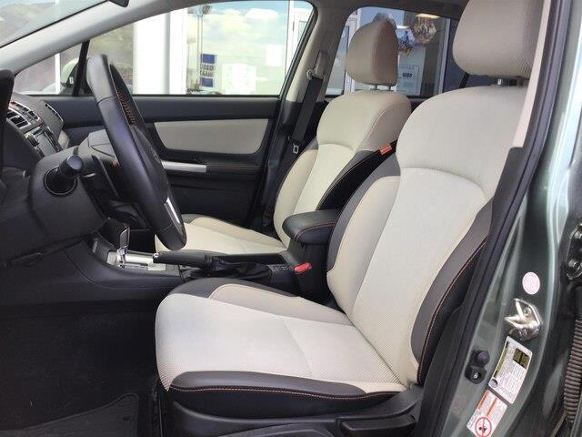 2017 Subaru Crosstrek Sport (Stk: SP0268) in Peterborough - Image 12 of 22