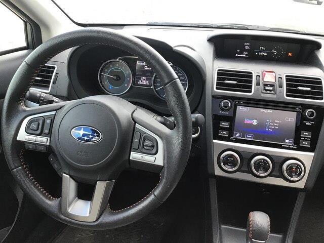 2017 Subaru Crosstrek Sport (Stk: SP0268) in Peterborough - Image 13 of 22