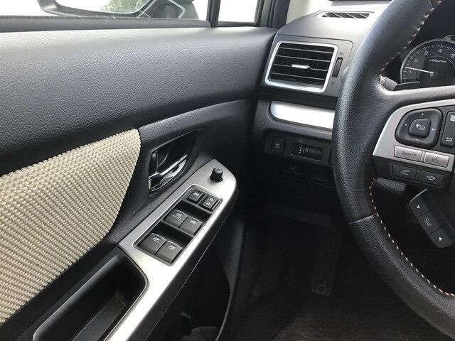 2017 Subaru Crosstrek Sport (Stk: SP0268) in Peterborough - Image 14 of 22