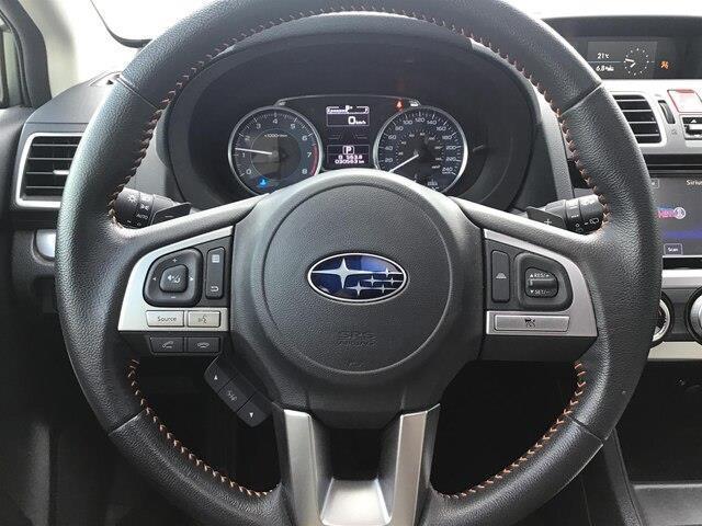 2017 Subaru Crosstrek Sport (Stk: SP0268) in Peterborough - Image 15 of 22