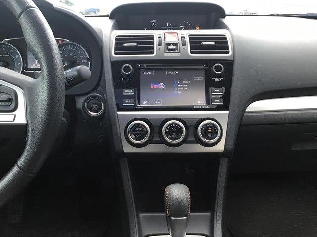 2017 Subaru Crosstrek  (Stk: SP0268) in Peterborough - Image 16 of 22