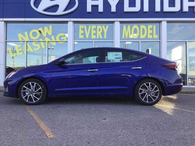 2020 Hyundai Elantra Luxury (Stk: H12147) in Peterborough - Image 4 of 27