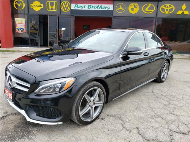 2015 Mercedes-Benz C-Class Base (Stk: 055358) in Toronto - Image 1 of 16