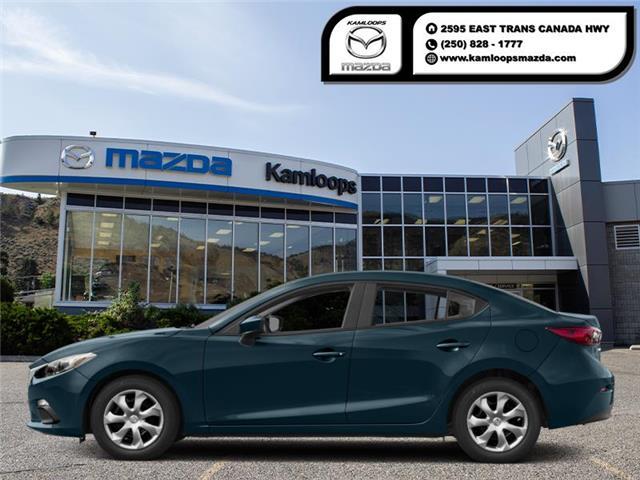 2016 Mazda Mazda3 GX (Stk: EK186A) in Kamloops - Image 1 of 1