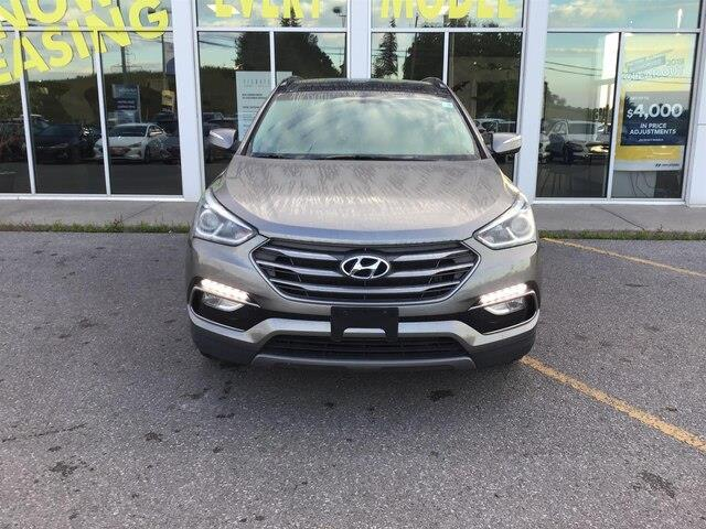 2017 Hyundai Santa Fe Sport 2.4 Luxury (Stk: HP0131) in Peterborough - Image 4 of 11