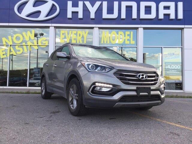 2017 Hyundai Santa Fe Sport 2.4 Luxury (Stk: HP0131) in Peterborough - Image 6 of 11