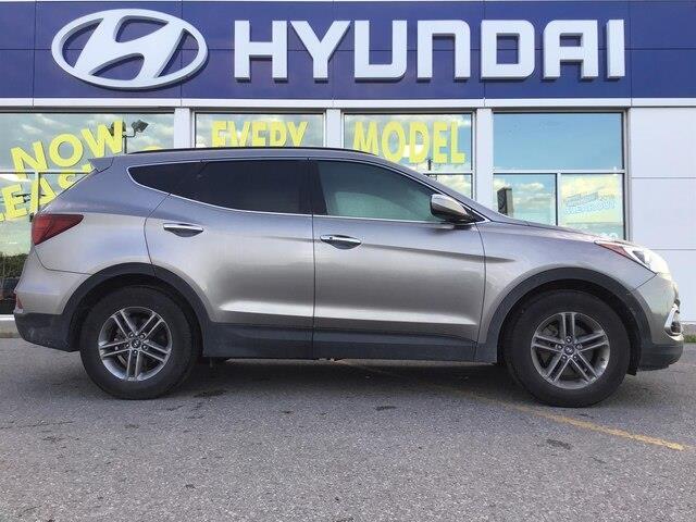 2017 Hyundai Santa Fe Sport 2.4 Luxury (Stk: HP0131) in Peterborough - Image 7 of 11