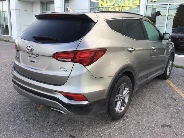 2017 Hyundai Santa Fe Sport 2.4 Luxury (Stk: HP0131) in Peterborough - Image 9 of 11