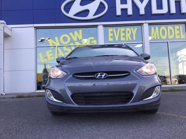 2016 Hyundai Accent SE (Stk: H12215A) in Peterborough - Image 5 of 10